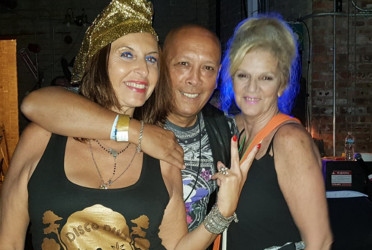 Disco Fever in September 2018
