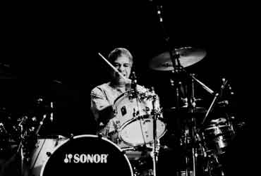 Richard Bailey (Drums)